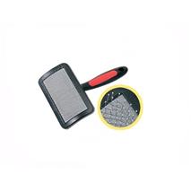 Camon PVC krtača krive igle/bunkice M - 10x6 cm