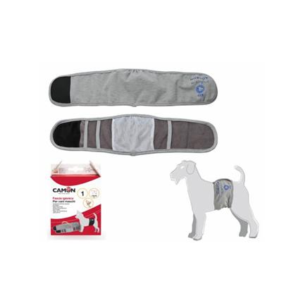 Camon pas za samce (inkontinenca, markiranje) - 62-70 cm