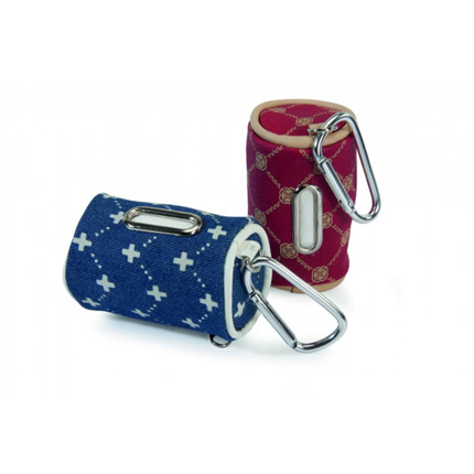 Camon nosilec za drečke (vrečke za iztrebke) Lux Jacquard - 20 vrečk