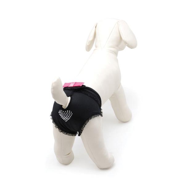 Camon hlačke za psičke, črne - 40-45 cm