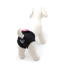 Camon hlačke za psičke, črne - 45-50 cm