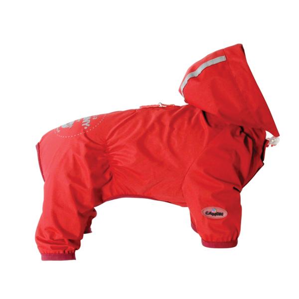 Camon dežni plašč Trilly - rdeč 75 cm