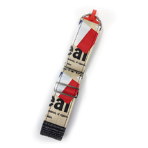 Camon ovratnica hrti, potisk novice - 42-52 cm