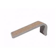 Camon praskalnik kljukica, siv/bež - 45x18x15 cm