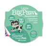 Little Big Paw alucup mousse - morske ribe - 85 g 85 g
