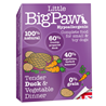 Little Big Paw alu posodica - raca in zelenjava 150 g