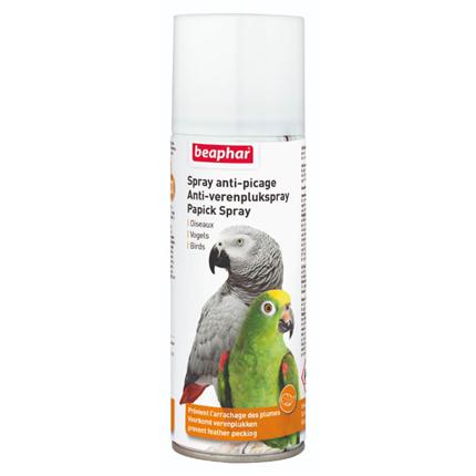 Beaphar Papick Spray proti puljenju peres - 200 ml