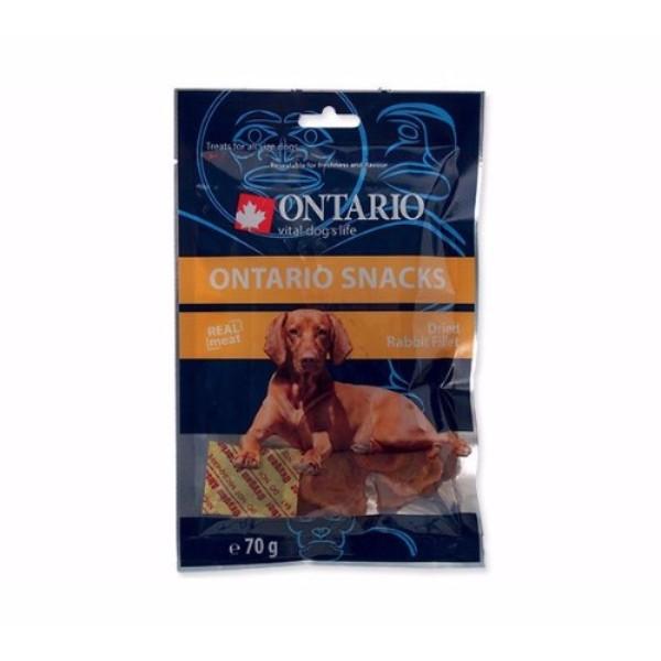 Ontario Snack Dry file kunca - 70 g