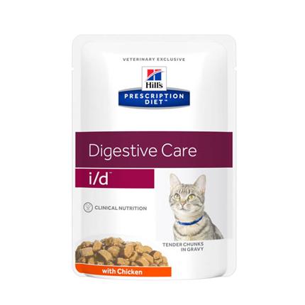 Hill's veterinarska dieta i/d, vrečka - piščanec - 85 g