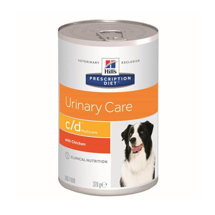 Hill's veterinarska dieta c/d, pločevinka - 370 g