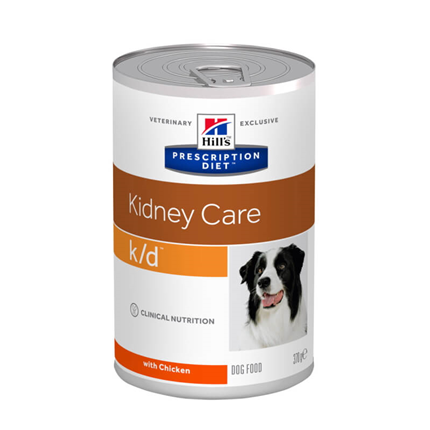 Hill's veterinarska dieta k/d, pločevinka - 370 g
