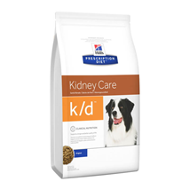 Hill's veterinarska dieta k/d - 2 kg