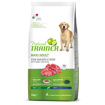 Natural Trainer Adult Maxi - govedina in riž