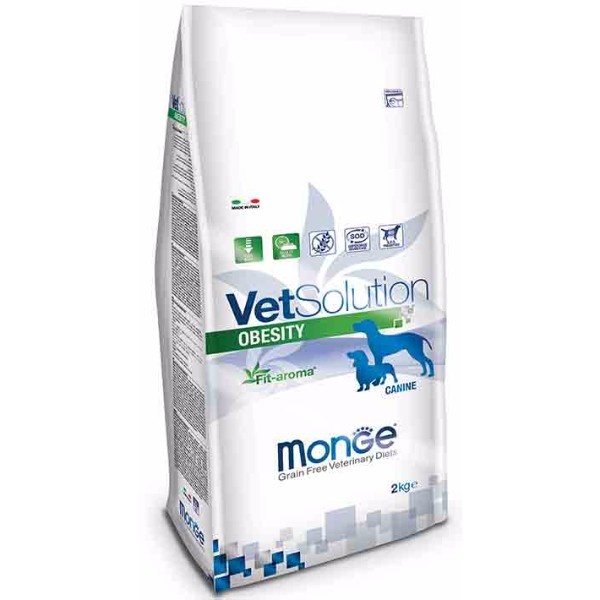 Monge Vet Solution Obesity - 2 kg