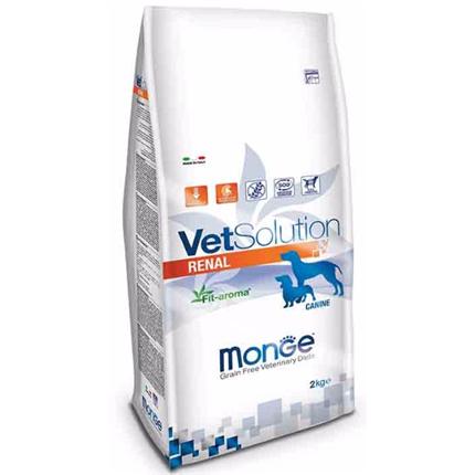 Monge Vet Solution Renal - 2 kg