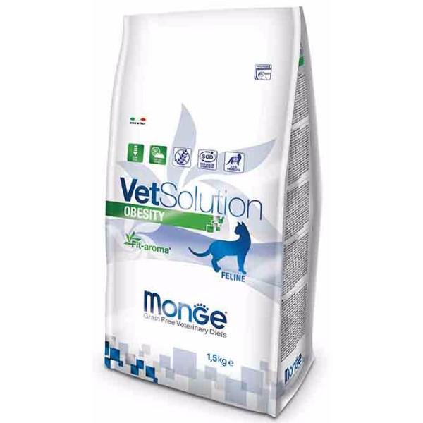 Monge Vet Solution Obesity - 1,5 kg