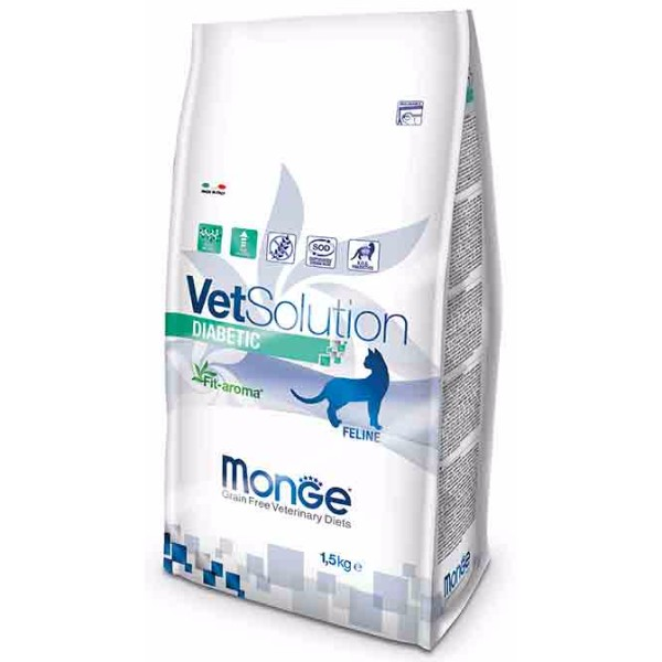 Monge Vet Solution Diabetic - 400 g