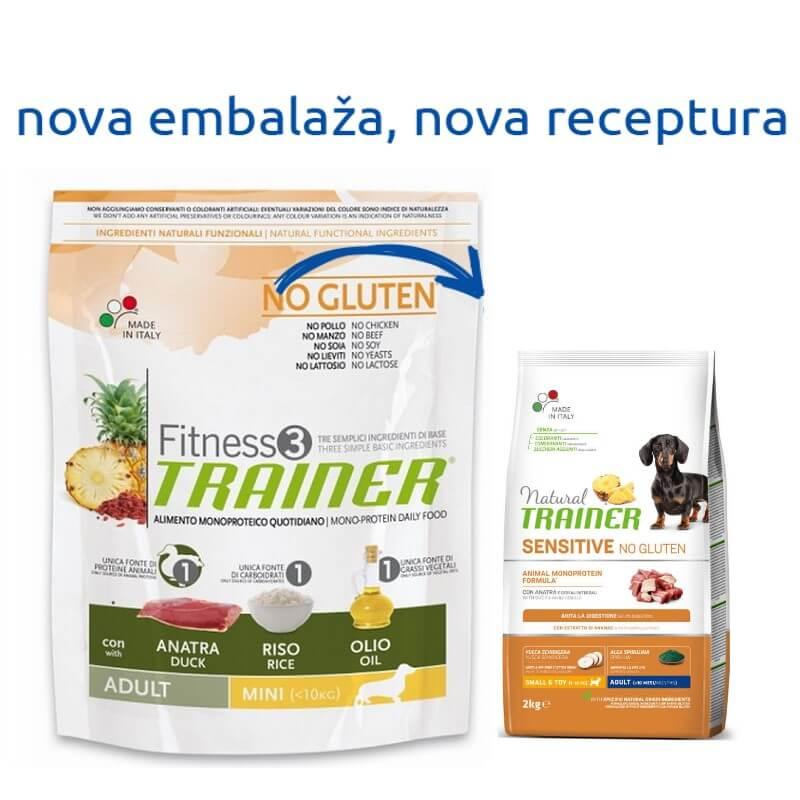 Trainer Fitness3 Adult Mini - raca in riž