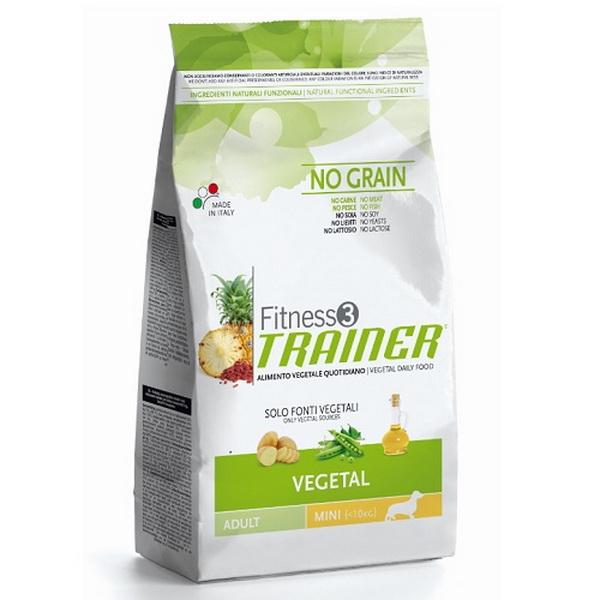 Trainer Fitness3 Mini Vegetal - brez mesa