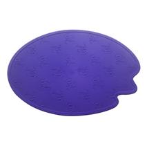 United Pets podloga za posode Boss, vijolična - 45 x 30 cm