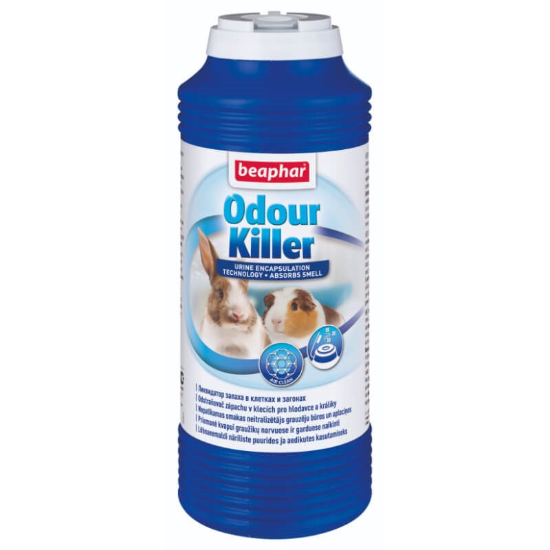 Beaphar nevtralizator vonja za wc malih glodavcev - 600 g