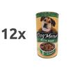 Dog Menu - govedina 12 x 1240 g