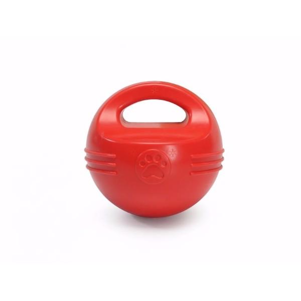 Camon plavajoča igrača TPR Soft, žoga z ročajem - 15 cm