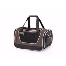Camon torba za pse najlon, rjava S - 40x23x23 cm