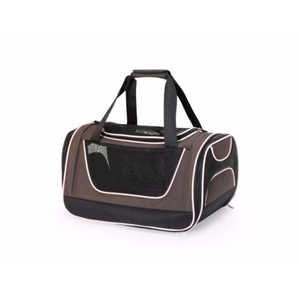 Camon torba za pse najlon, rjava M - 47x32x28 cm