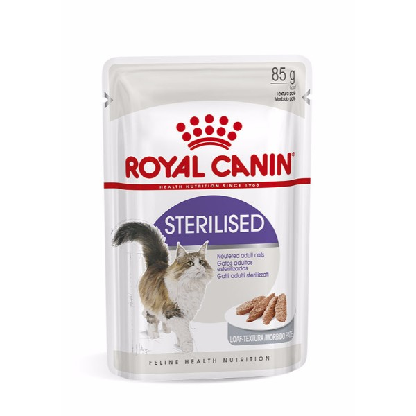 Royal Canin Adult Sterilised - pašteta 85 g