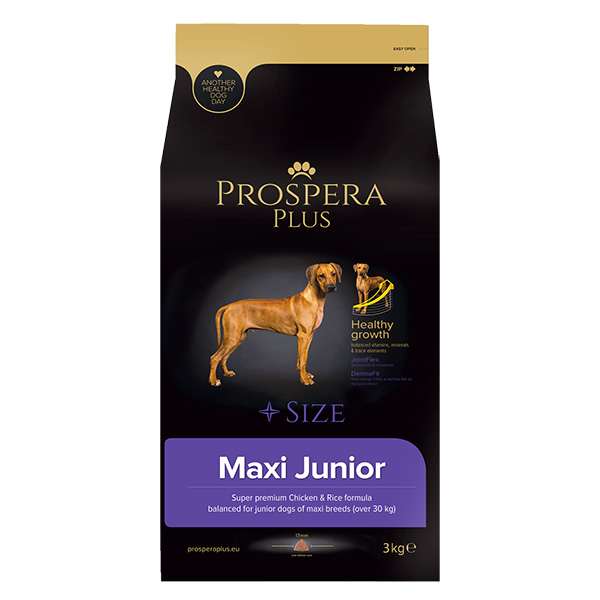 Prospera Plus Maxi Junior 3 kg