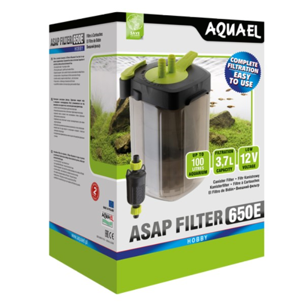 Aquael zunanji filter ASAP - 750E