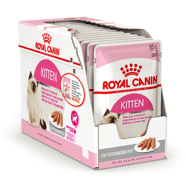 Royal Canin Kitten - pašteta