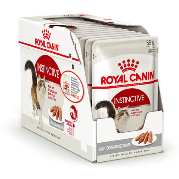 Royal Canin Adult Instinctive - pašteta 12 x 85 g