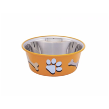 Nobby posoda Cutie tačka, oranžna - 0,4 l