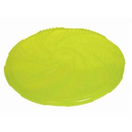 Nobby TPR frizbi Glow - 22 cm