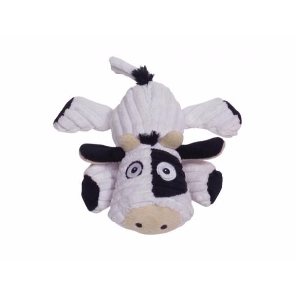 Nobby pliš črno-bela kravica - 18 cm