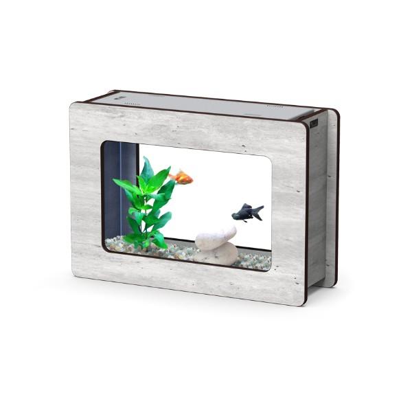 Aquatlantis akvarij Nanofashion Vision-L, barva 059- 22 l