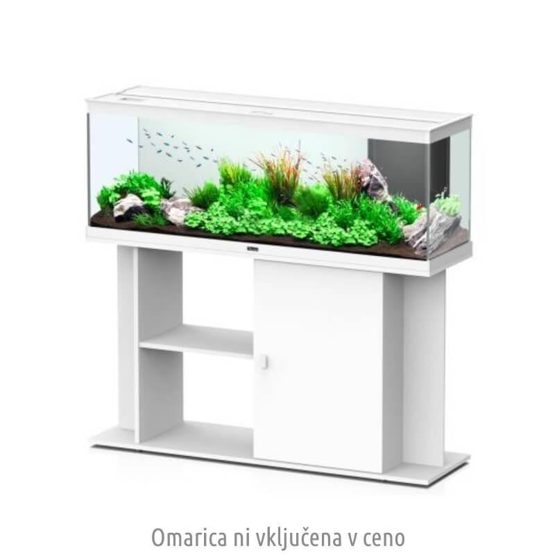Aquatlantis akvarij Style LED 150 (365 l), bel - 150 x 45 x 54 cm