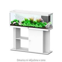 Aquatlantis akvarij Style LED 150, bel - 150 x 45 x 54 cm (365 l)