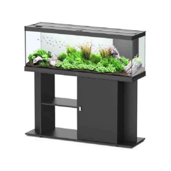 Aquatlantis omarica Style 150, črna mat - 150x45x80 cm
