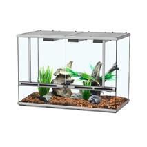 Aquatlantis terarij, srebrn - 88 x 45 x 75 cm