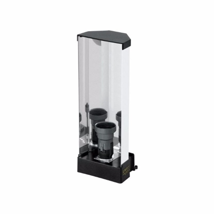 Aquatlantis držalo za žarnico z odsevnikom - 25 cm