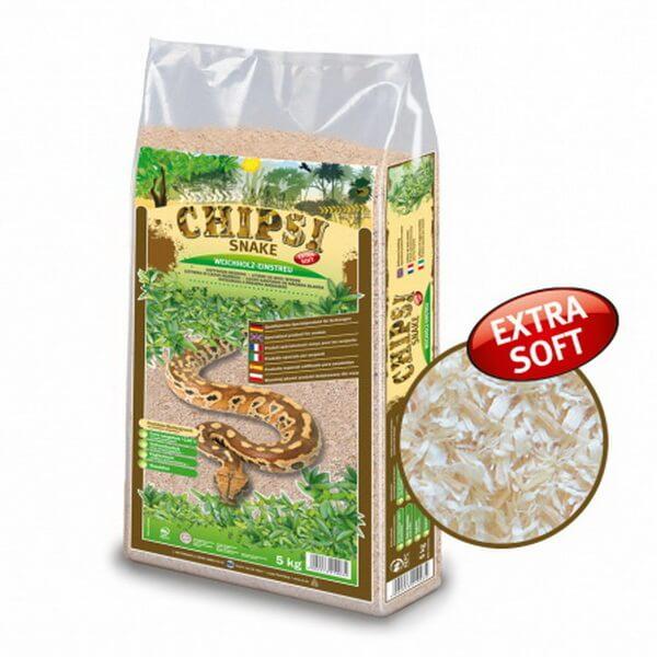 Chipsi Snake stelja - 2 kg