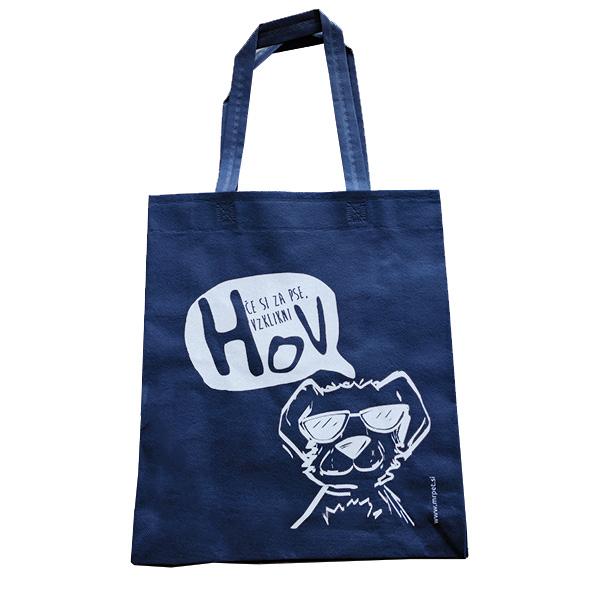 Tekstilna vrečka Mr. Pet - Hov