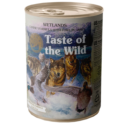 Taste of the Wild Wetlands - perutnina - 390 g
