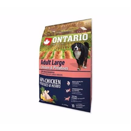 Ontario Adult Large - piščanec in krompir