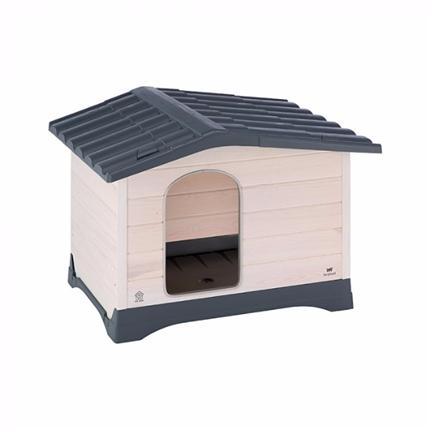 Ferplast pasja hiška Dog Lodge - 111 x 84 x 79 cm