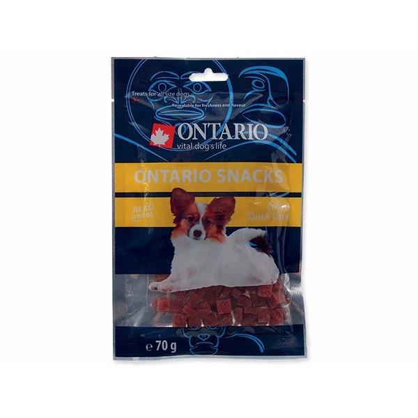 Ontario Snack kocke račjega mesa - 70 g