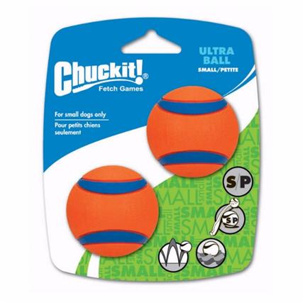 Chuckit žoga Ultra, S - 2 kom